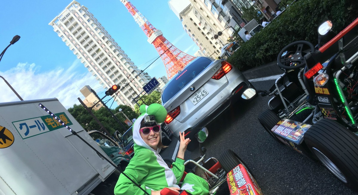 Craziest thing you can do in Tokyo