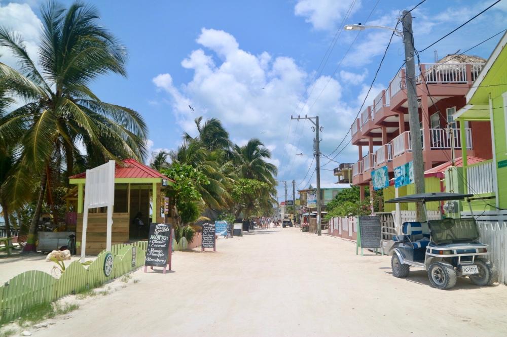 Caye Caulker; Belize